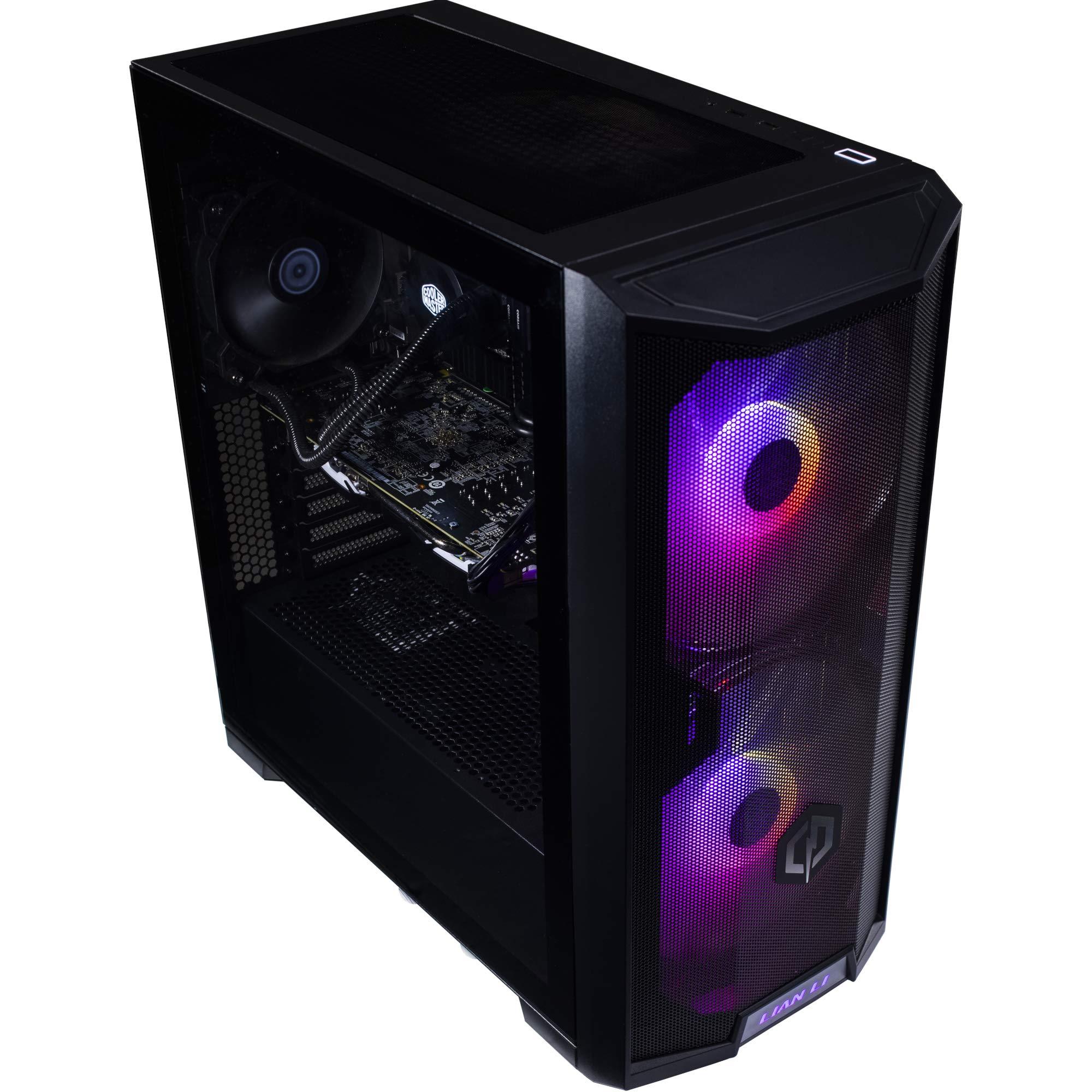 CyberpowerPC Centurion Gaming PC - Intel Core i9-10900K, AMD Radeon RX 6700 XT 12GB, 16GB RAM, 1TB NVMe SSD, Liquid Cooling, 650W PSU, Wi-Fi, Windows 10, Lancool 215  ADMI Gaming PC: i5 9400F 4.1Ghz SIX Core CPU/Nvidia RTX 2060 6GB / 16GB 2400MHz / 240GB SSD + 1TB HDD/RGB Case / 600 Wifi/Windows 10  Lenovo ThinkCentre M710q Tiny Mini-PC Intel Core i5-7400T, 8GB DDR, 256GB SSD, Windows 10 Pro 64 (Renewed)