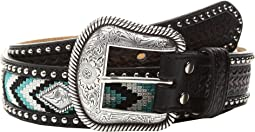 M&F Western - Ribbon Overlay Belt