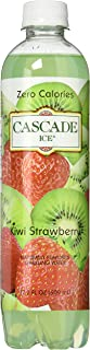 Cascade Ice Zero Cal Sparkling Water, Kiwi Strawberry, 17.2 Fluid Ounce (Pack of 12)