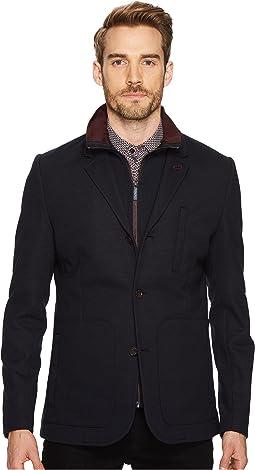 Ted Baker - Roy Jersey Blazer w/ Inner Pad Jacket