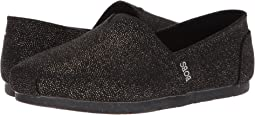 BOBS from SKECHERS - Luxe Bobs - Caviar And Candy