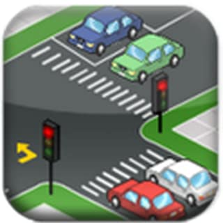 traffic games with stop lights