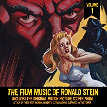 The Film Music of Ronald Stein Vol. 1 (From
