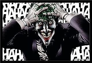 Trends International Wall Poster Joker Crazy, 22.375 x 34