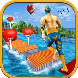 Real Stuntman Water Run Wipeout Free Games 2018