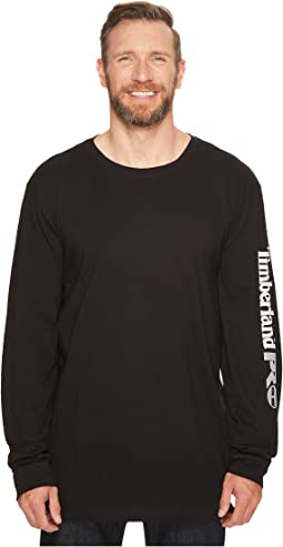 Extended Base Plate Blended Long Sleeve T-Shirt
