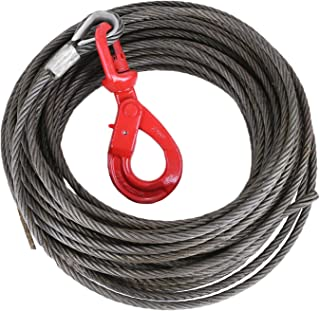 Best steel winch cable breaking Reviews