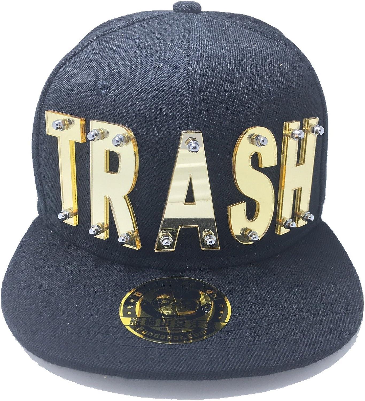 Trash HAT in Black