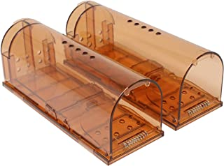 角利 サンドリー(SUNDRY) 筒型ネズミ捕獲器 2個セット