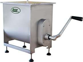 LEM Products Motorized or Manual Meat Mixer