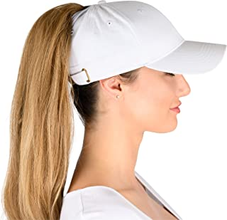 Phrase3 Ponytail Hat - Womens Ponytail Baseball Caps