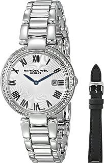 Shine Silver Dial Diamond Ladies Watch 1600-STS-00659