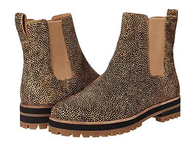 Madewell Andi Chelsea Lugsole Boot (Toffee Multi Haircalf) Women