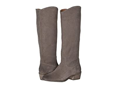 FRYE AND CO. Caden Stitch Tall (Taupe Suede) Women