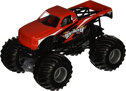 Hot Wheels Monster Jam 1 24 Scale Destroyer Vehicle by Hot Wheels