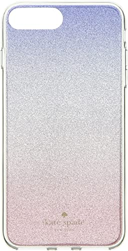 Kate Spade New York Sunset Glitter Ombre Phone Case for iPhone 8 Plus