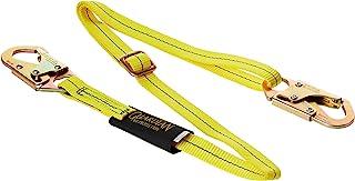 Guardian Fall Protection Cordão ajustável para absorção de choque 01280 AWL4-6 de 1,2 m a 1,8 m