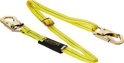 Guardian Fall Protection 01280 AWL4-6 تسمه قابل تنظیم غیر شوک قابل تنظیم از 4 پا تا 6 پا