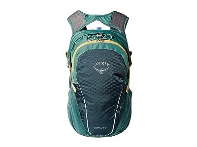 Osprey Daylite (Stone Grey/Sage Green) Day Pack Bags