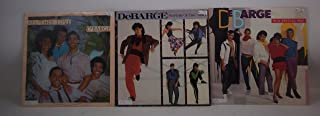 DeBarge Lot of 3 Vinyl Record Albums Rhythm of the Night and more