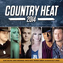 country heat 2014 songs