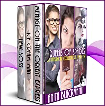 Queens of Spades: An Interracial Collection Vol. 2 (cuckold, hotwife, menage) (English Edition)