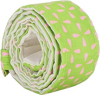 Bake Even Strip, Durable Cake Pan Strips Baking Sheet Strips 80x3.7cm for Bakery(Pink Green 78043C)