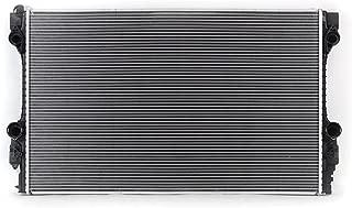 Radiator - Cooling Direct For/Fit 13562 11-16 Porsche Panamera 12-16 Panamera Hybrid 3.6L V6 Plastic Tank Aluminum Core