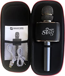NEW Magic Sing Karaoke MP30 Bluetooth Mic + Speaker Free 12000 songs & 1 Year Subscription