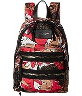 Marc Jacobs - Palm Printed Mini Biker Backpack