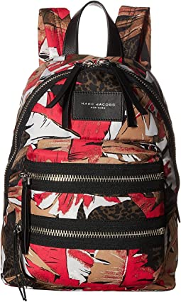 Marc Jacobs - Palm Printed Mini Biker Backpack