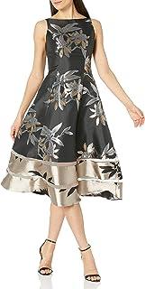 Women's Short Jacquard Dress
