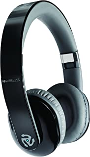 Numark HF Wireless High Performance Foldable Wireless Headphones with Bluetooth and Built-In Rechargeable Battery