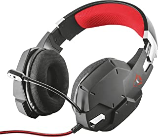 Headset Gamer GXT 322 Dynamic PC Preto - Trust
