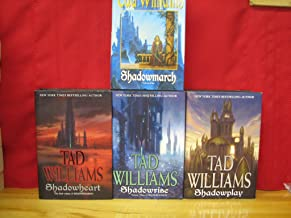 Shadowmarch Series Complete Set: Volumes 1-4 By Tad Williams: HARDCOVER (Shadowmarch / Shadowplay / Shadowrise / Shadowheart)