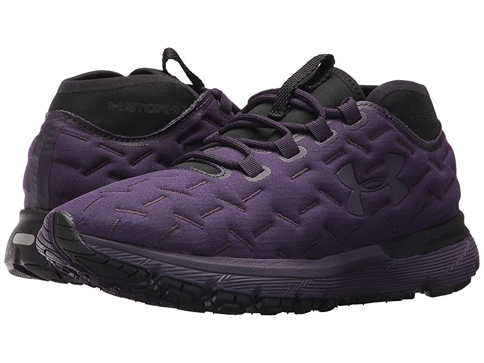 Under Armour Charged Reactor Run (Premier Purple/Black/Premier Purple) Women