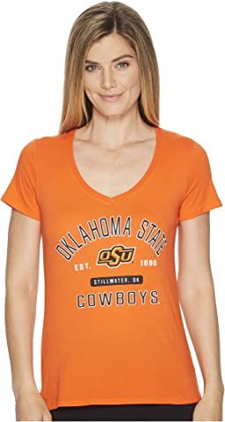 Oklahoma State Cowboys University V-Neck Tee