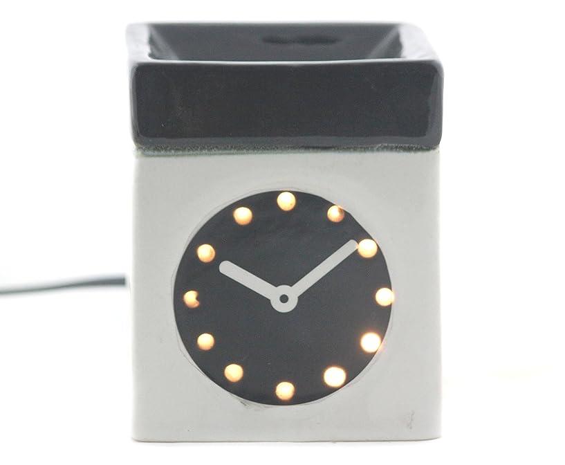 宴会ボーナス失効Karguzzari セラミック 電気 アロマディフューザー ワイヤー オイルウォーマー ディスペンサー コード付き アロマ オイルバーナー エッセンシャルオイル ディフューザー アロマセラピー ランプ 腕時計 OCER-105