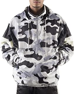 STANDARD ISSUE NYC CAMO Light Pullover Jacket