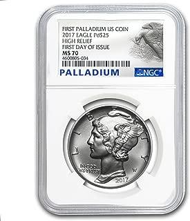 2018 1 oz palladium american eagle