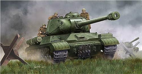 Web oficial Trumpeter 05590Maqueta de Soviet JS de 2m 2m 2m Heavy Tanque de Late, Juego  precios ultra bajos