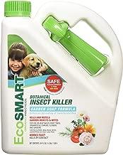 Ecosmart Organic Botanical Garden Insect Killer, Non-Toxic Garden Soap Formula, 64 Ounce Bottle Ready-to-Spray Bottle