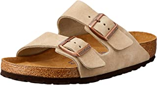 Birkenstock Unisex Adults Arizona Soft Footbed Suede...
