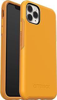 اوتربوكس اغطية وحافظات لجوال ايفون 11 برو ماكس، اصفر