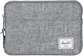 Herschel Anchor Sleeve for MacBook, Tonal Raven Crosshatch, iPad Mini
