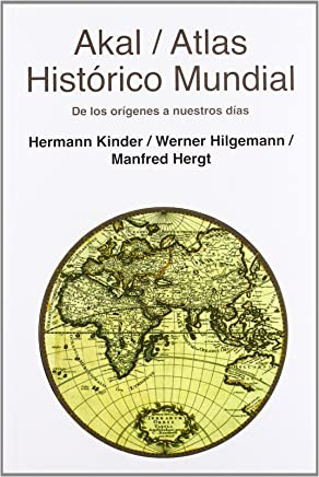 Atlas historico mundial/ World Historic Atlas