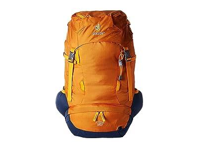 Deuter Fox 30 (Mango/Midnight) Backpack Bags