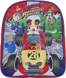 Mickey And The Roadster Racers 12 Small Backpack