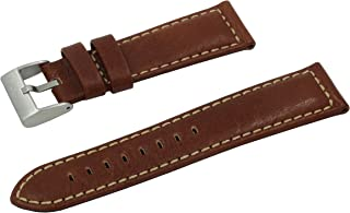 SWISS REIMAGINED 4 Colors Genuine Leather Quality Replacement Watch Band Strap