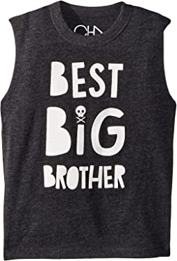 Extra Soft Big Brother Tank Top (Toddler/Little Kids)